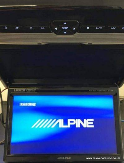 ALPINE PKG-RSE3HDMI TMX-R3300HDMI