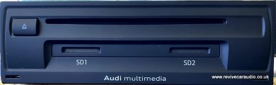AUDI HSA305 MIB