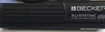 BECKER SILVERSTONE BE7860