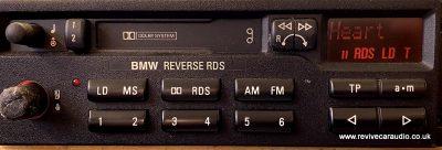 BMW REVERSE RDS 7644836340