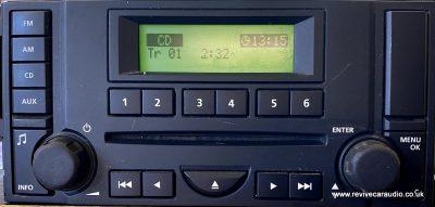 CONT CD400 8H22-18C815-BA VUX500530M