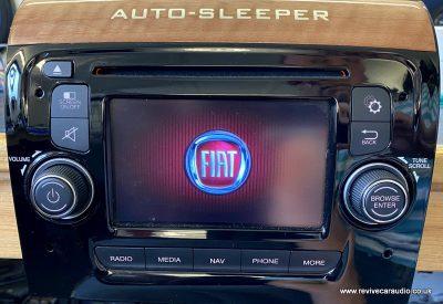 CONT FIAT 250VP2 ECE DAB NAV 07356258240