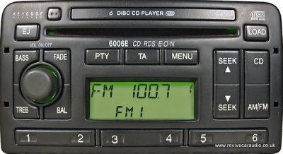 FORD 6006E