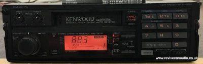 KENWOOD KRC767D