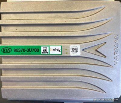 KIA INFINITY AMP 96370-3U700