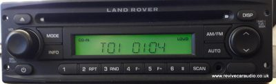 LAND ROVER XQE500550 7H1218C873BC