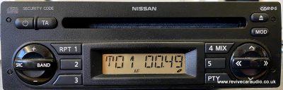 NISSAN MM CD K