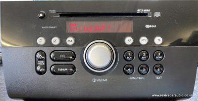 PANASONIC VAUXHALL 39101-62J20 CQ-MX0673G PACR06