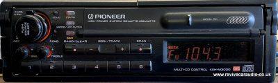 PIONEER KEH-M3000