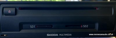 SKODA MIB 5E0035874A CQ-XV44F9AE