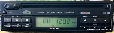 VDO DC643.92X SUBARU