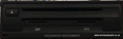 VW BECKER 5G0035020C MIB HSA310