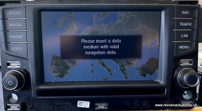 VW CONT 3G0919605D VDO